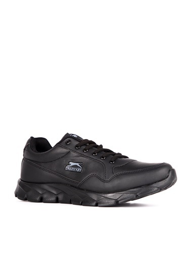 Slazenger Slazenger ALFRED Koşu & Yürüyüş Erkek Ayakkabı    Siyah